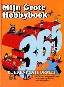 Mijn grote hobbyboek