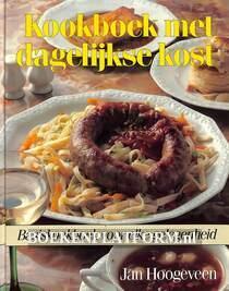 Kookboek met dagelijkse kost