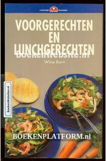 Voorgerechten en lunchgerechten