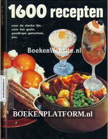 1600 Recepten
