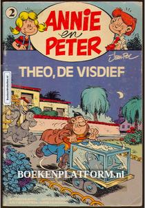 Annie en Peter, Theo de visdief