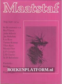 Maatstaf 08/09-1974