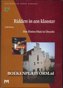 Ridders in een klooster