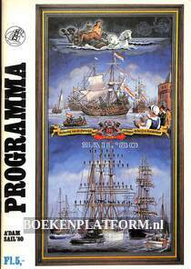 Programma A'dam Sail '80