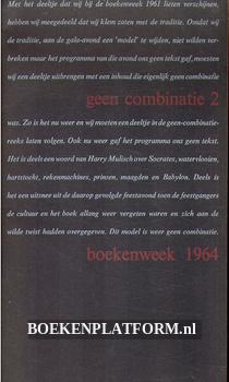 1964 Geen combinatie 2