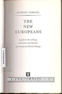 The new Europeans