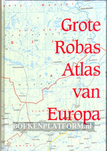 Grote Robas Atlas van Europa