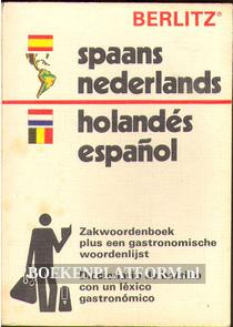 Spaans Nederlands-N/S