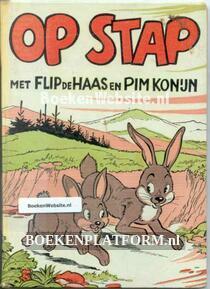 Op stap met Flip de Haas en Pim Konijn