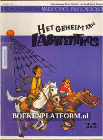 Marcopol en Gondolex, Het geheim van Labyrinthos