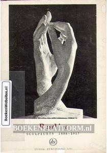 Rodin, sculptures 1886-1917