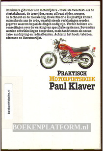 Praktisch Motorfietsboek