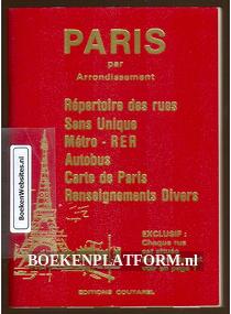 Paris per Arrondissement