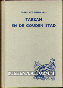 Tarzan en de gouden stad