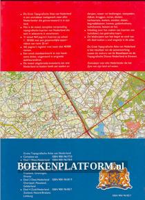 Grote Topografische Atlas van Nederland nr.4 Zuid-Nederland