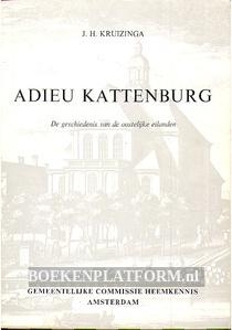 Adieu Kattenburg