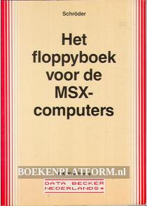 Het floppyboek voor de MSX computers