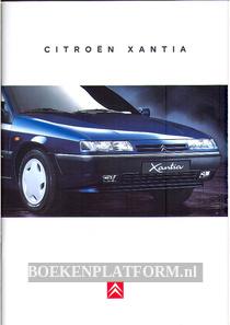 Citroen Xantia 1995 brochure