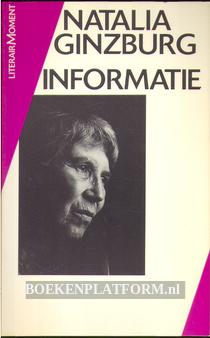 Natalia Ginzburg, informatie