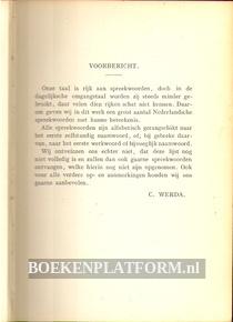 Nederlandsch spreekwoordenboek