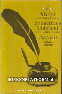 Alastor Prometheus Unbound Adonais