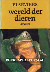 Elseviers wereld der dieren, Amfibieën