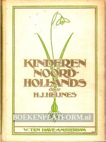 Kinderen Noord-Hollands