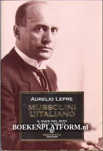 Mussolini L'italiano