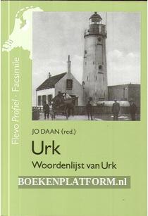 Woordenlijst van Urk