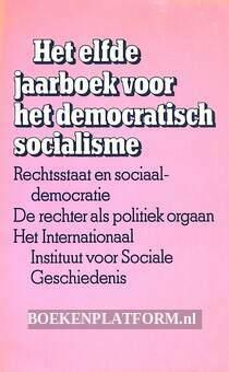 Het elfde jaarboek voor het democratisch socialisme