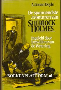 De spannenste avonturen van Sherlock Holmes