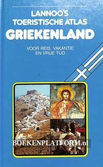 Lannoo's toeristische atlas Griekenland