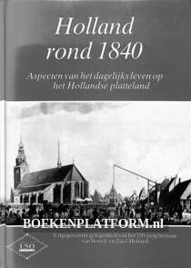 Holland rond 1840