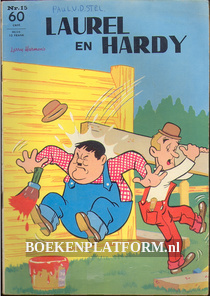 Laurel en Hardy nr. 15