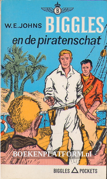 Biggles en de piratenschat