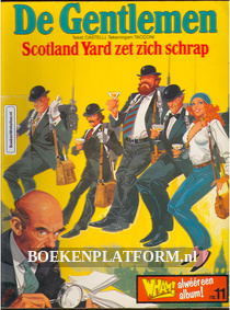 De Gentlemen, Scotland Yard zet zich schrap