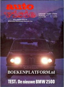 Autovisie 1969 Complete jaargang