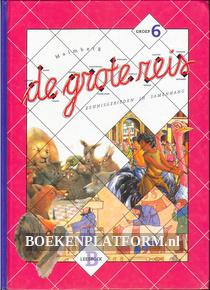 De grote reis, groep 6 leesboek B