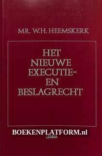 Het nieuwe executie- en beslagrecht