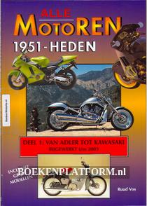 Alle motoren 1951-heden deel 1