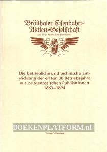 Brolthaler Eisenbahn-Aktien Gesellschaft