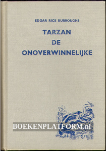 Tarzan de Onoverwinnelijke