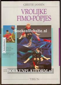 Vrolijke FIMO-Popjes