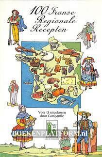 100 Franse Regionale Recepten