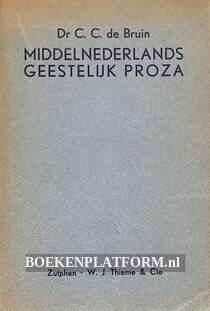 Middelnederlands geestelijk proza