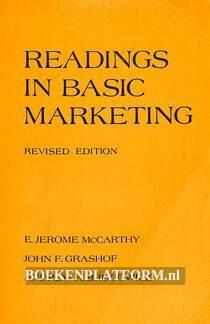 Readings in Basic Marketing
