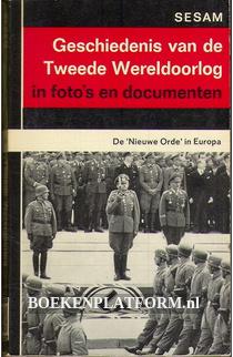 De Nieuwe Orde in Europa