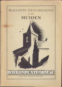 Beknopte geschiedenis van Muiden