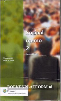 Sociaal memo 2 2008
