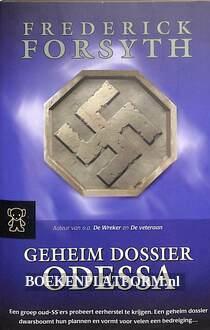 2862 Geheim dossier Odessa